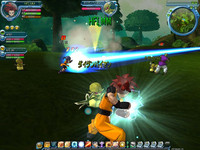 Dragon Ball Online Lucha